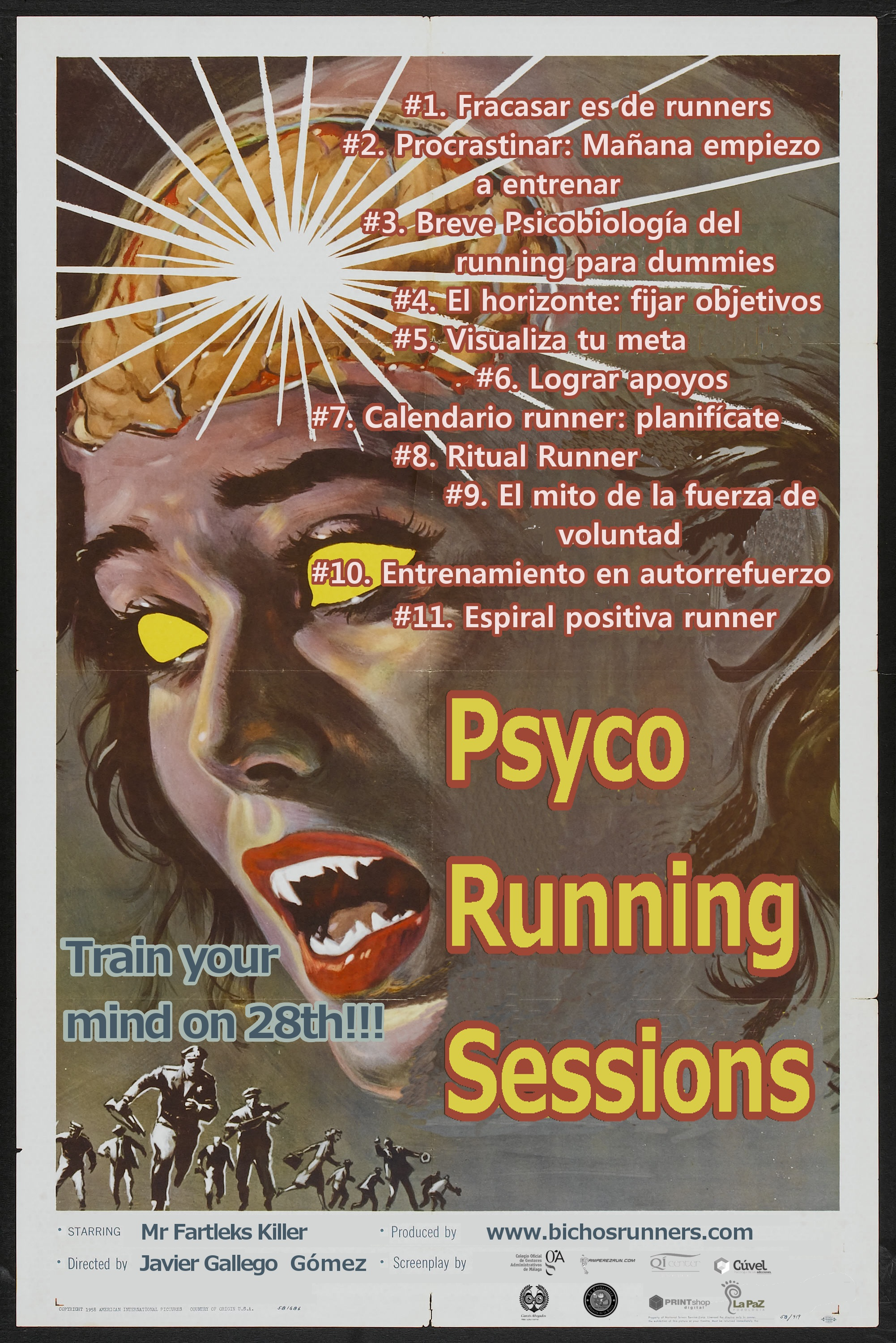 Psyco running sessions_